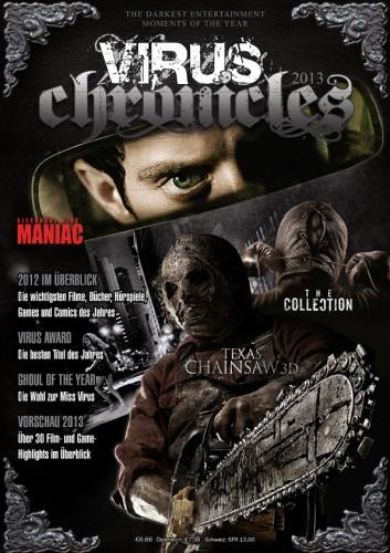 VIRUS Chronicles 2013