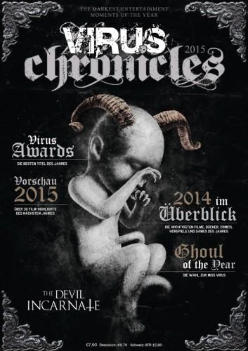 VIRUS Chronicles 2015