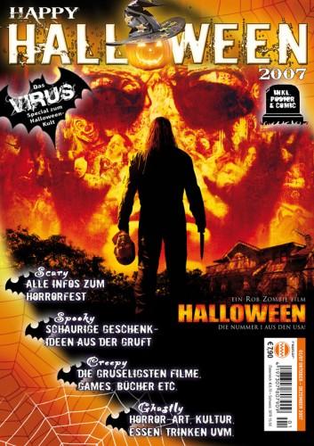 VIRUS Halloween 2007