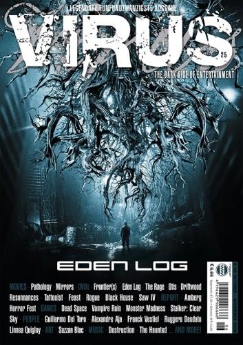 VIRUS #025 Eden-Log-Edition