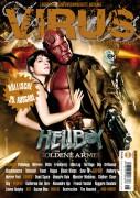 VIRUS #025 Hellboy-2-Edition