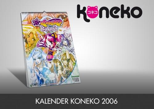 Koneko Kalender 2006