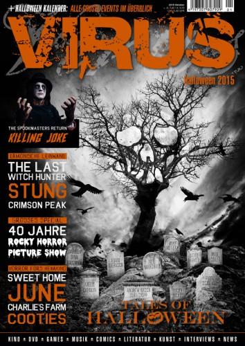 VIRUS Halloween 2015