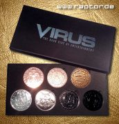 VIRUS Readers Choice Medal Collection
