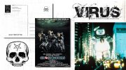 VIRUS Movie Poster Postcard Collection