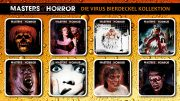 Masters of Horror Bierdeckel Kollektion