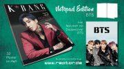 K*bang Readers Choice #02 Notepad Edition BTS