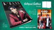 K*bang Readers Choice #02 Notepad Edition KARD
