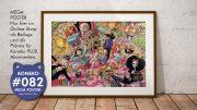Koneko #082 Mega Poster One Piece