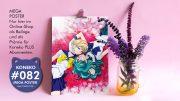 Koneko #082 Mega Poster Sailor Moon