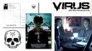 VIRUS Movie Poster Postcard Collection