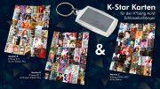 K-Star Karten Versionen