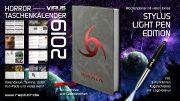 VIRUS Kalender 2019 Stylus Light Pen Edition
