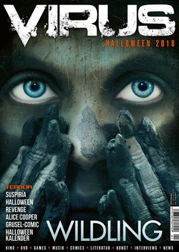 VIRUS Halloween 2018