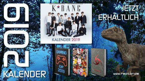 raptor Kalender 2019