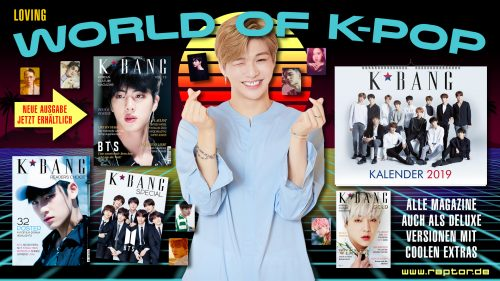 World of K-Pop