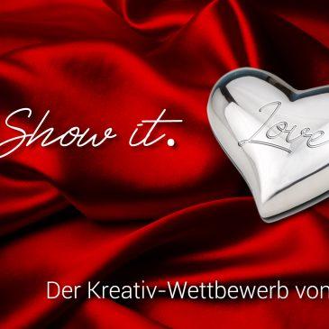 Show it. Love CONTEST