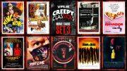 VIRUS Creepy ClasSICKs Movie Cards Set #03