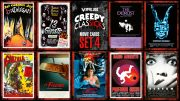 VIRUS Creepy ClasSICKs Movie Cards Set #004