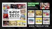 K*bang Kalender 2020 Photocard Edition
