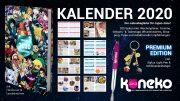 Koneko Kalender 2020 Premium Edition