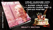 VIRUS #091 Beauty Edition