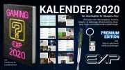 EXP Kalender 2020 Premium Edition