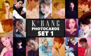 K*bang Photocards Set #01