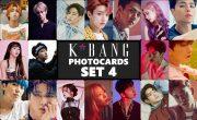 K*bang Photocards Set #04