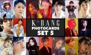 K*bang Photocards Set #05