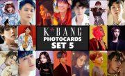 K*bang Photocards Set #05
