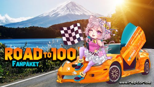 Koneko Road to #100 Fanpaket