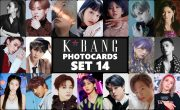 K*bang Photocards Set #14