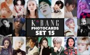 K*bang Photocards Set #15