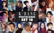 K*bang Photocards Set #16