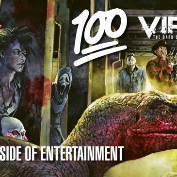 VIRUS #100 Blood & Goods