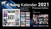 K*bang Kalender 2021 Photocard Edition
