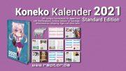 Koneko Kalender 2021