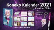 Koneko Kalender 2021 Premium Edition
