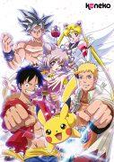 Koneko-chan and Friends