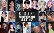K*bang Photocards Set #17