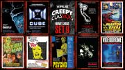 VIRUS Creepy ClasSICKs Movie Cards Set #09