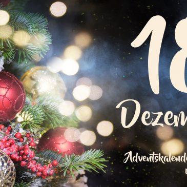 18. Dezember (RAPventskalender 2020)
