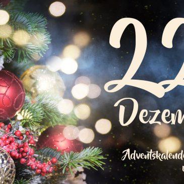 22. Dezember (RAPventskalender 2020)