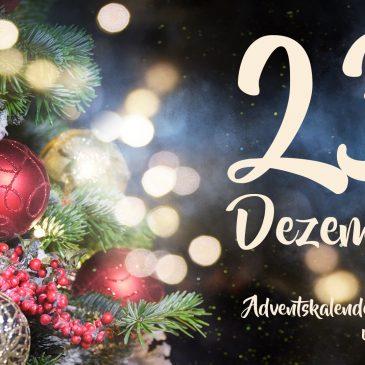 23. Dezember (RAPventskalender 2020)