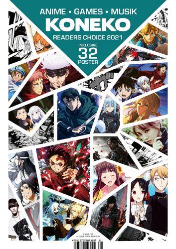 Koneko Readers Choice 2021