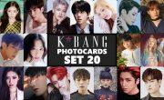 K*bang Photocards Set #20