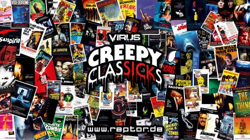 VIRUS Creepy ClasSICKs