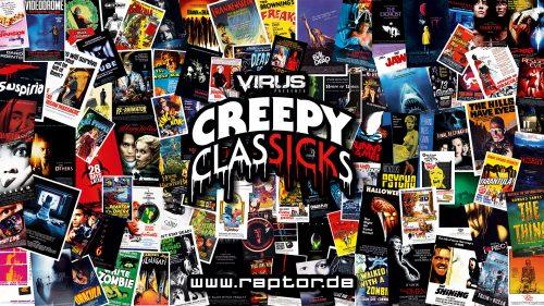 VIRUS Creepy ClasSICKs