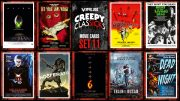 VIRUS Creepy ClasSICKs Movie Cards Set #11